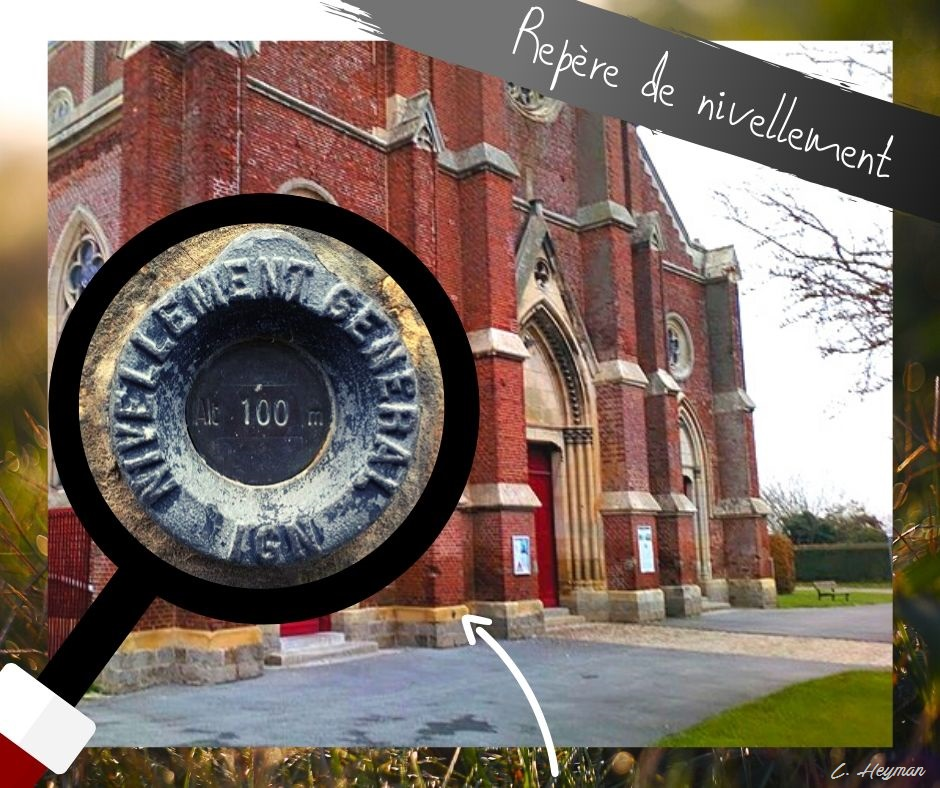 L'EGLISE de Le Quesnel : église Saint léger. 89486810