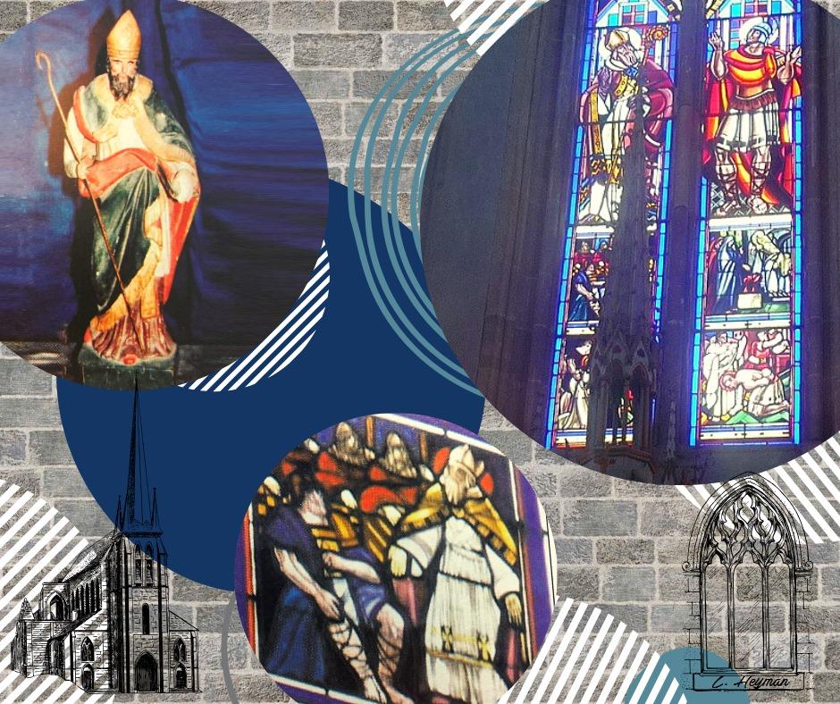 L'EGLISE de Le Quesnel : église Saint léger. 90111110