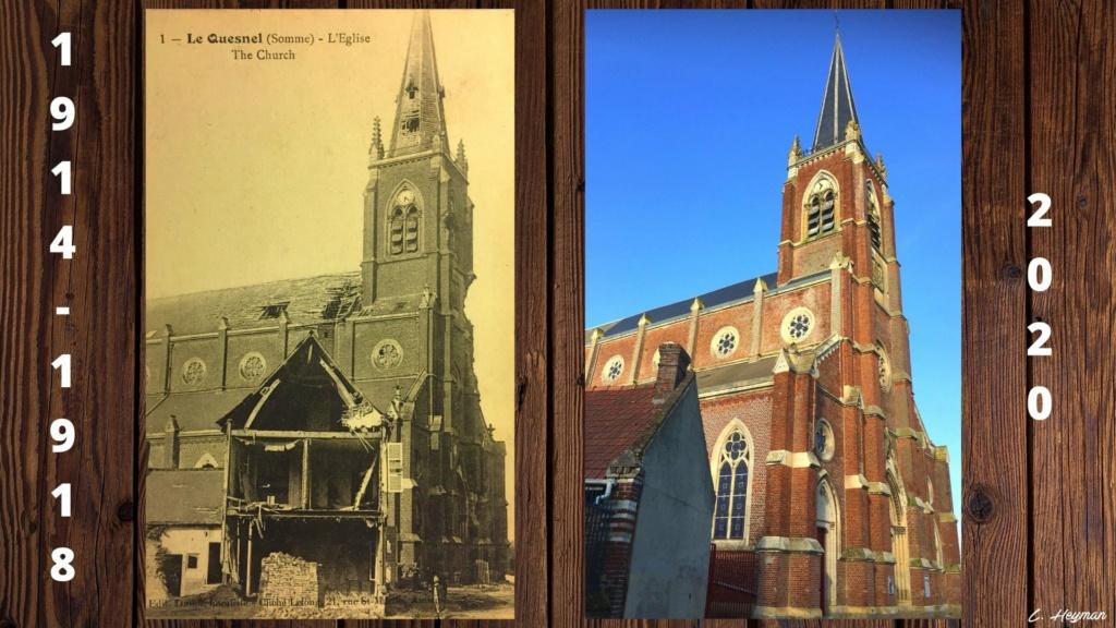 L'EGLISE de Le Quesnel : église Saint léger. 92292410