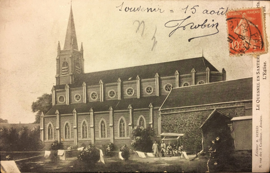 cartes postales originales de LE QUESNEL 93702210