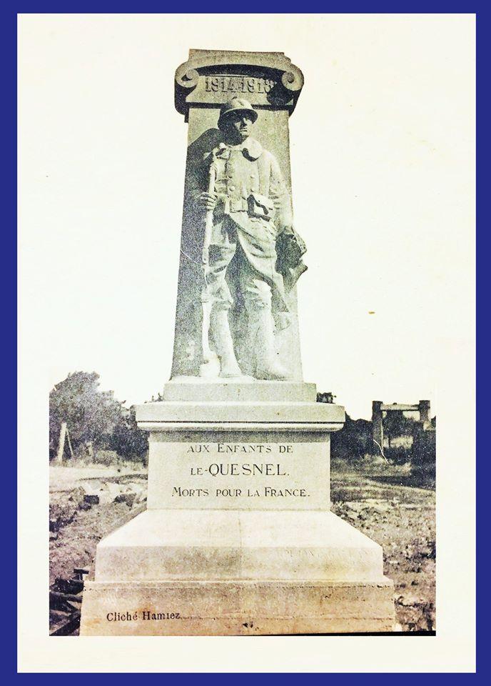 le MONUMENT AUX MORTS 95908410