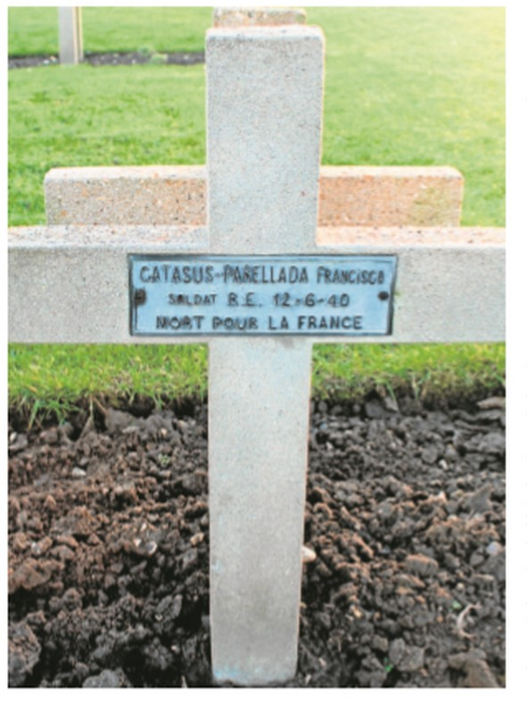 CATASUS PARELLADA FRANCISCO - Francesc Catasús Parellada    Catasu10