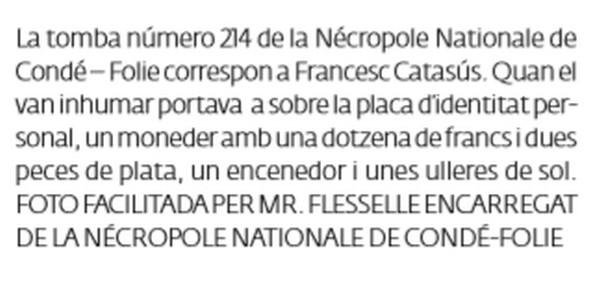 CATASUS PARELLADA FRANCISCO - Francesc Catasús Parellada    Catasu11