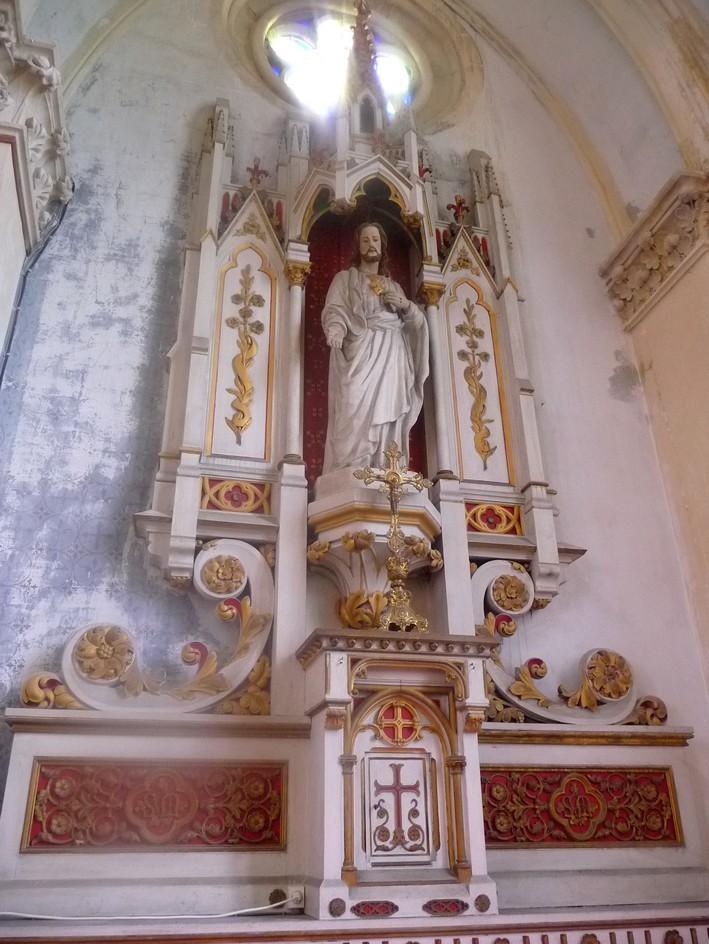 le culte de SAINT MARIUS E231010