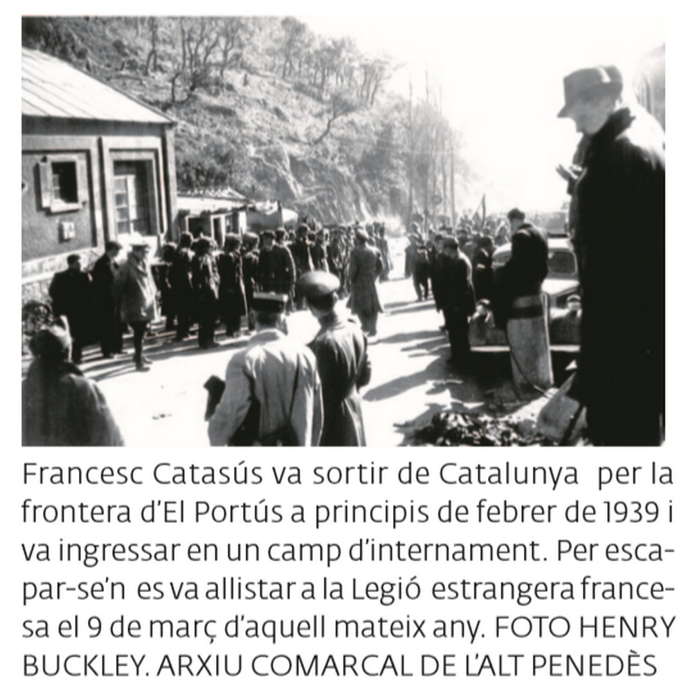 CATASUS PARELLADA FRANCISCO - Francesc Catasús Parellada    France11
