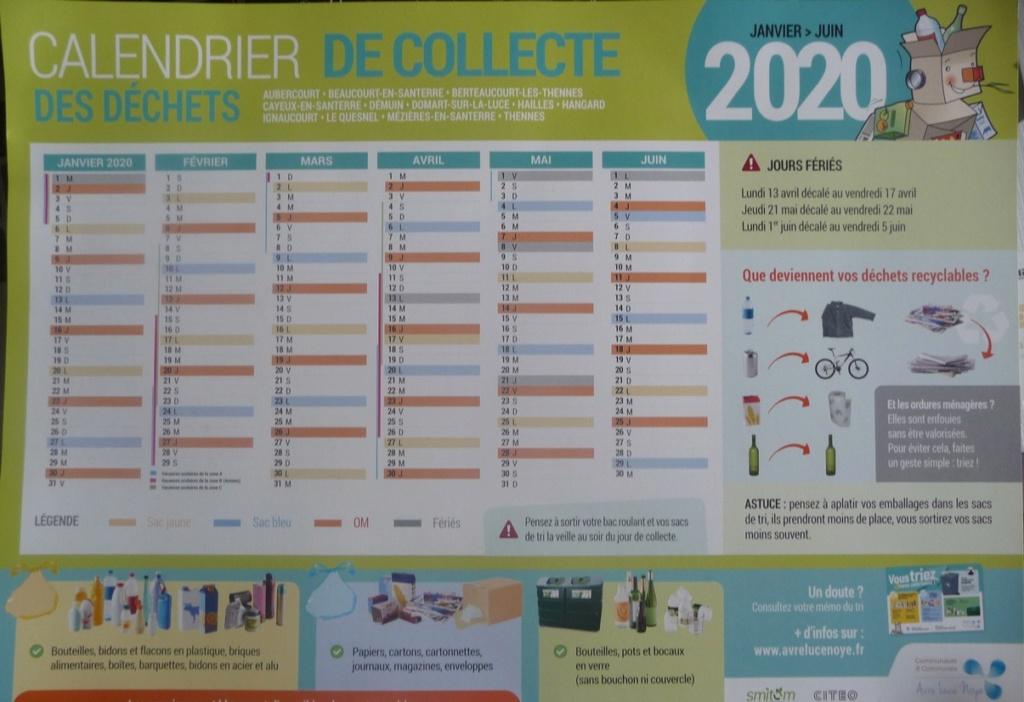 les ORDURES MENAGERES Janvie10
