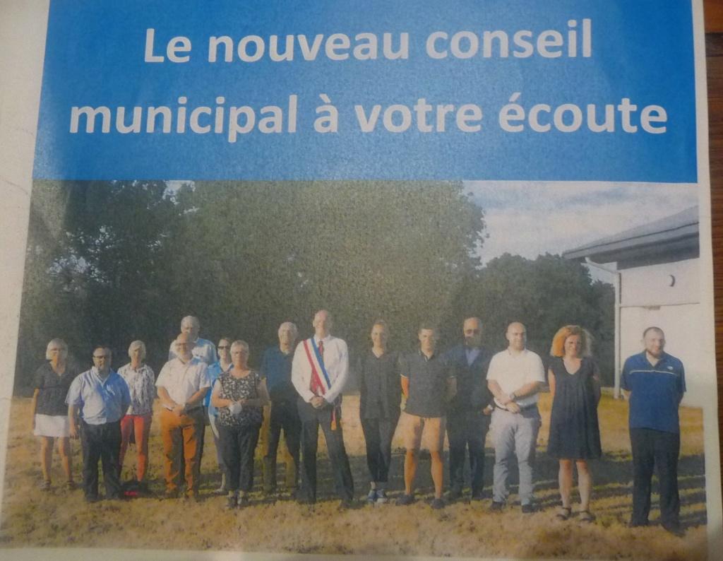 l'équipe municipale  Mairie11