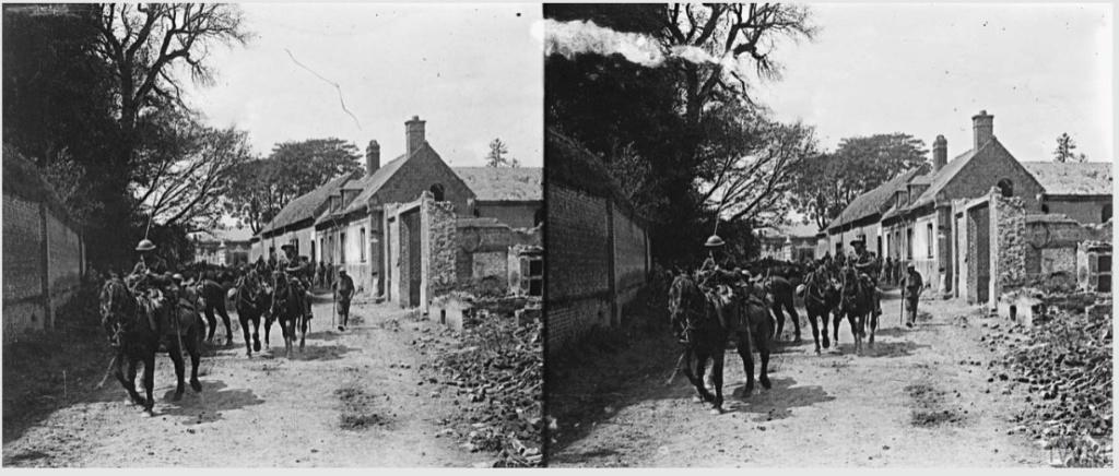 photos de LE QUESNEL pendant la guerre Quesne11