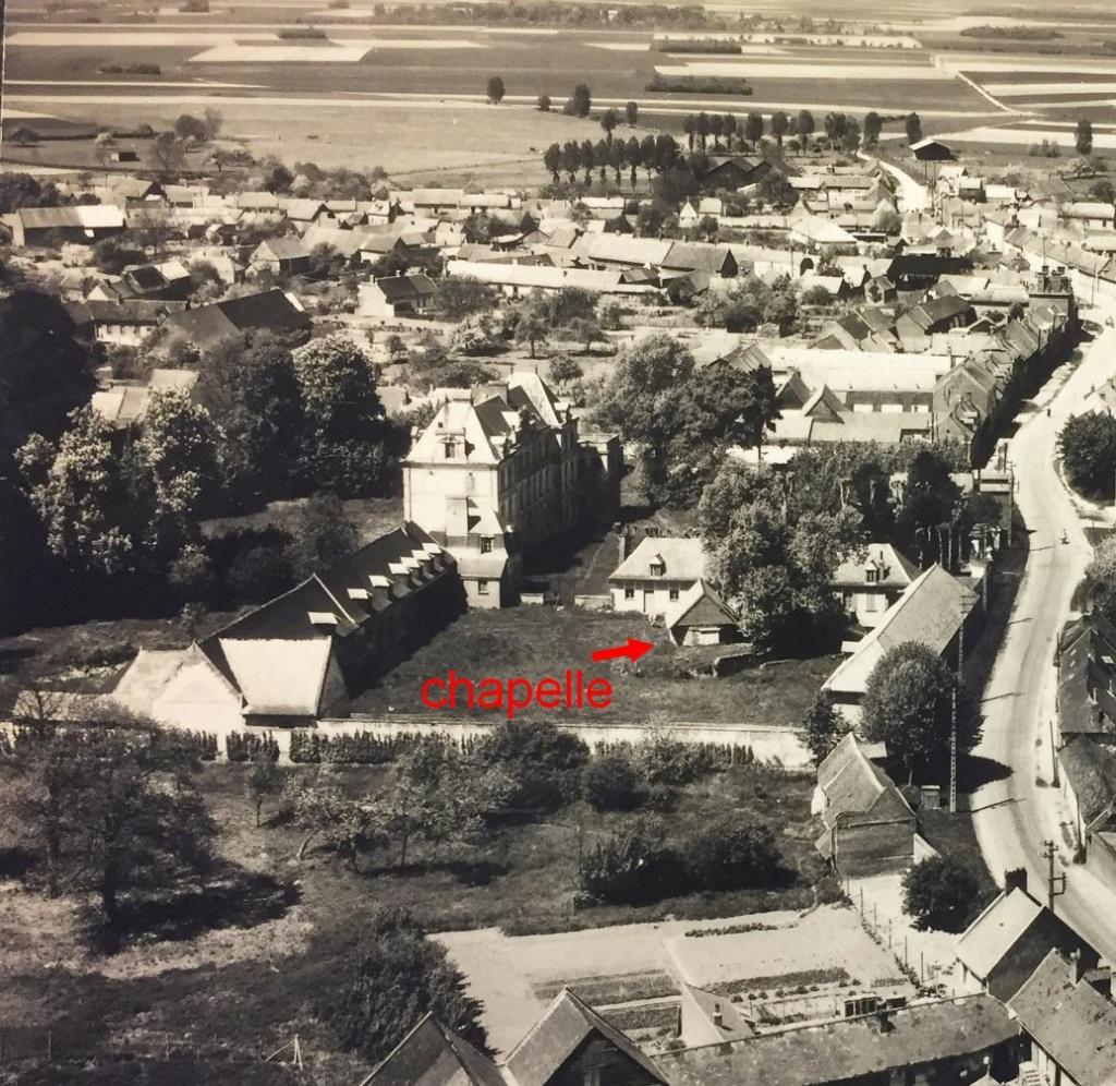 le CHATEAU : photos, cartes postales anciennes et photos actuelles Sans_110