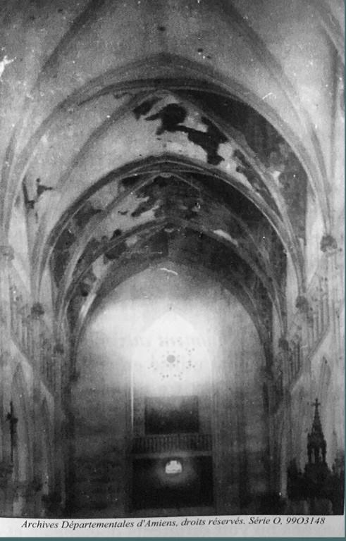 L'EGLISE de Le Quesnel : église Saint léger. Sans_156