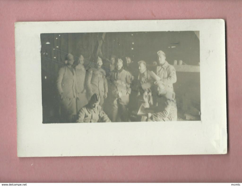 Un cantonnement en 1917 Sans_162