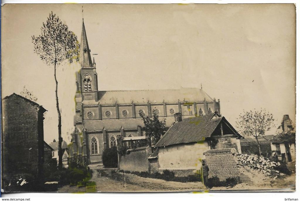 L'EGLISE de Le Quesnel : église Saint léger. Sans_167