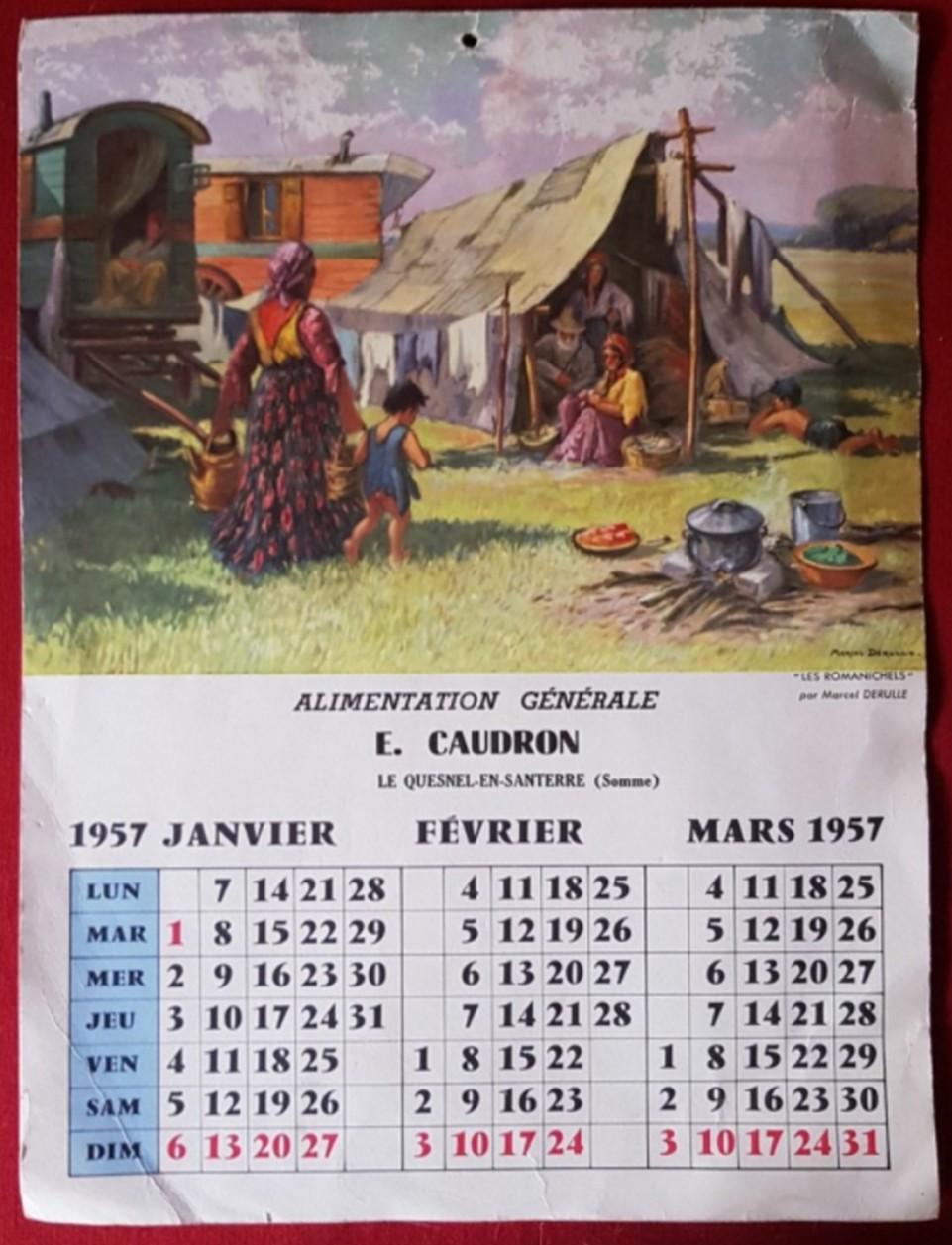 cartes postales originales de LE QUESNEL Sans_238