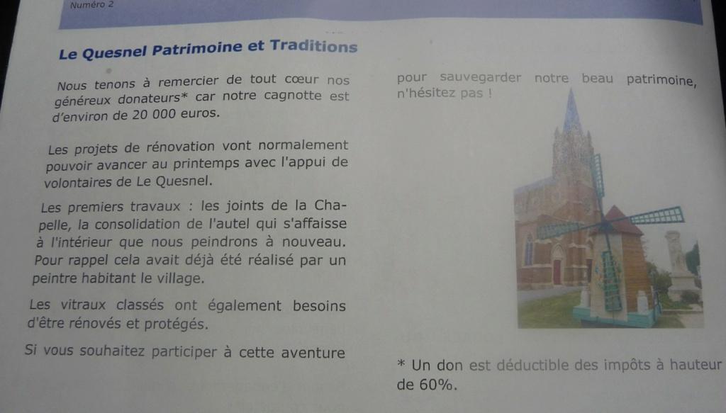 LE QUESNEL PATRIMOINE ET TRADITIONS Sans_243