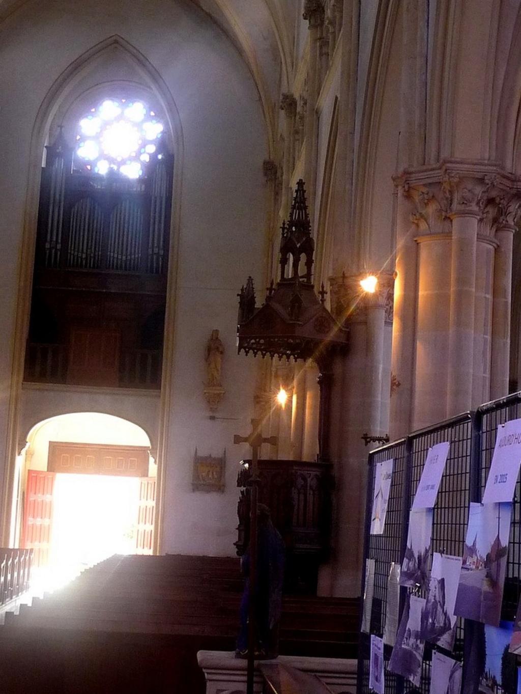 L'EGLISE de Le Quesnel : église Saint léger. Sans_t38