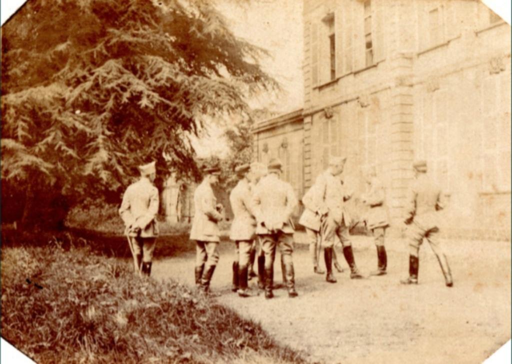 le CHATEAU : photos, cartes postales anciennes et photos actuelles Sans_t47