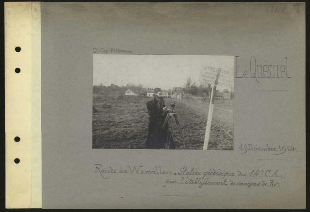1916 PHOTOS provenant des albums VALOIS : CONVOI D'ânes Sans_t51