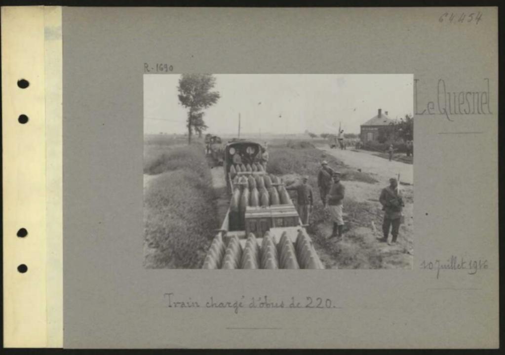 1916 PHOTOS provenant des albums VALOIS : CONVOI D'ânes Sans_t57