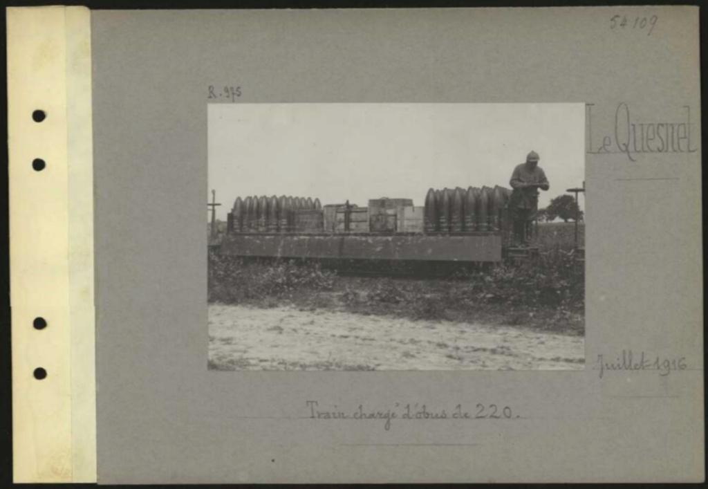 1916 PHOTOS provenant des albums VALOIS : CONVOI D'ânes Sans_t61