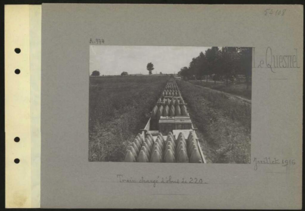 1916 PHOTOS provenant des albums VALOIS : CONVOI D'ânes Sans_t63
