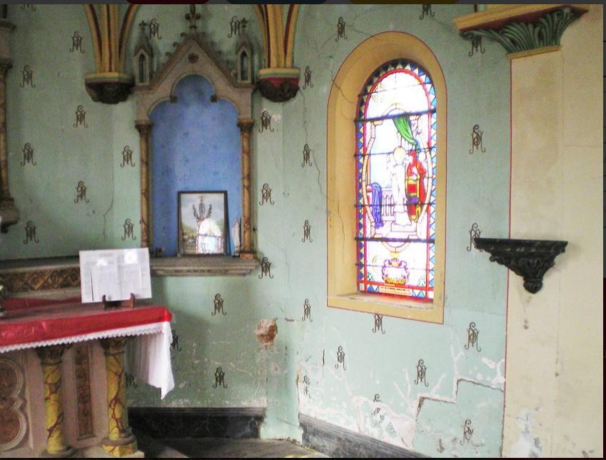 la chapelle Notre Dame Auxiliatrice Sans_t70
