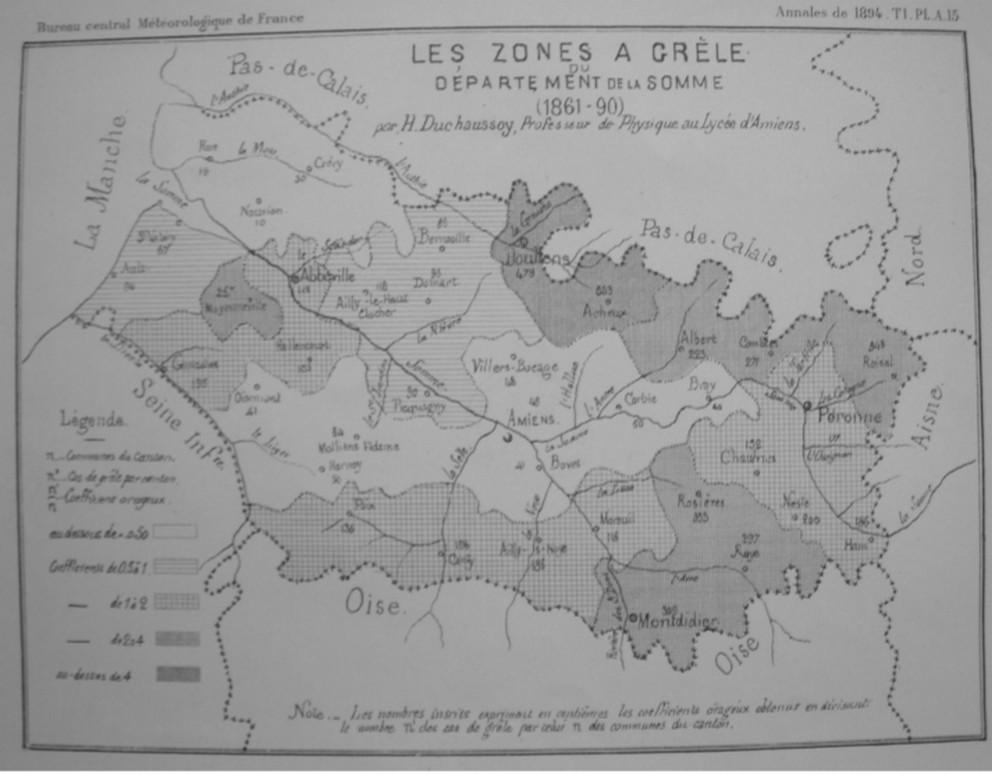 Mémoire de master sur la météo en Somme au XIX et XXe siècle Zone_a11