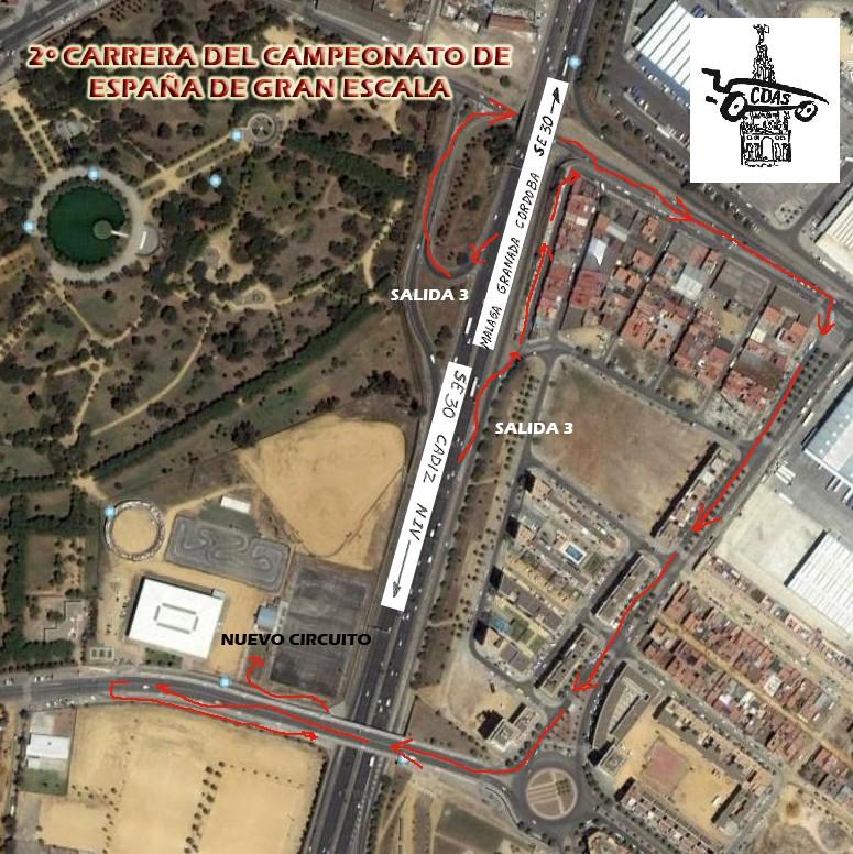 2º PRUEBA C.ESPAÑA - CIRCUITO AMATE II (SEVILLA) Entrad10