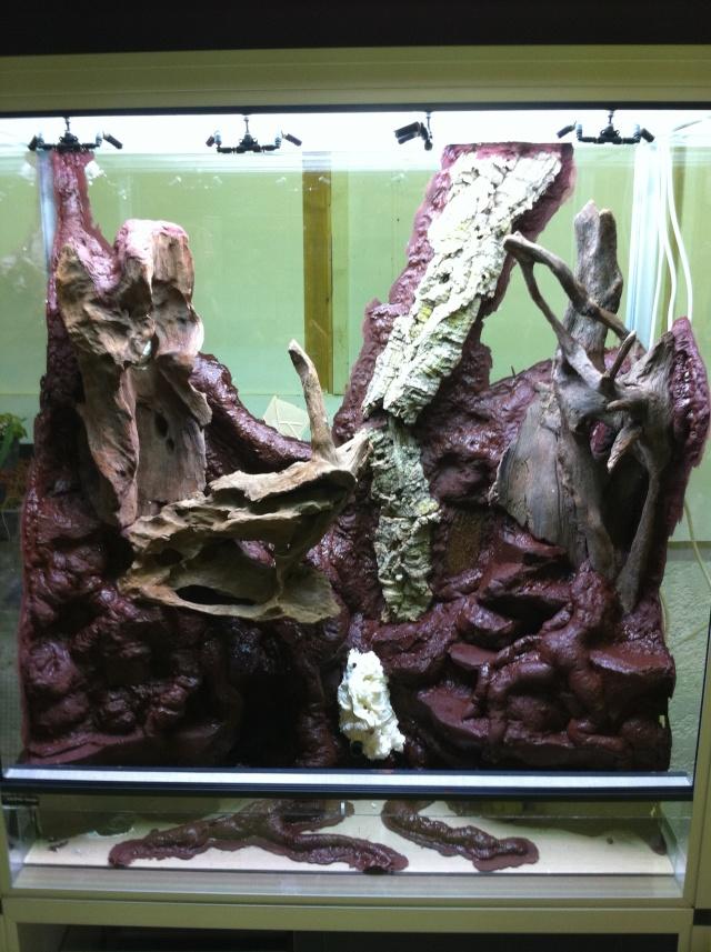 "Terrarium tropical humide by ""Le Pelu"" 413"