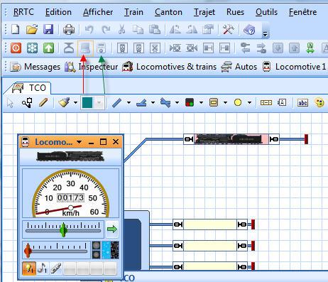 dernière version du logiciel et profil de vitesse System10