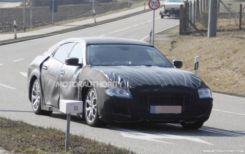 2012 - [Maserati] Quattroporte [M156] - Page 2 2014-m11