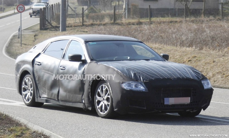 2012 - [Maserati] Quattroporte [M156] - Page 2 2014-m12