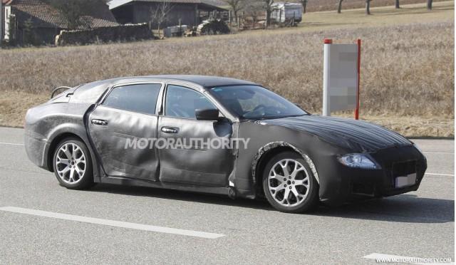 2012 - [Maserati] Quattroporte [M156] - Page 2 2014-m13