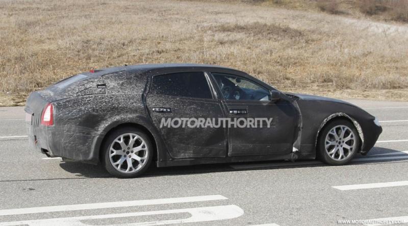 2012 - [Maserati] Quattroporte [M156] - Page 2 2014-m14
