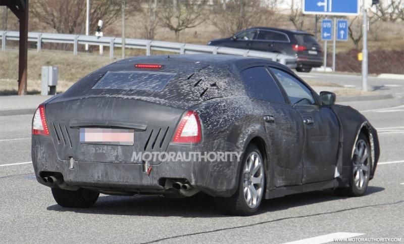 2012 - [Maserati] Quattroporte [M156] - Page 2 2014-m17
