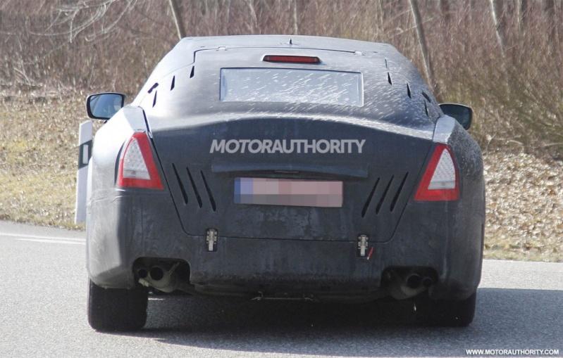 2012 - [Maserati] Quattroporte [M156] - Page 2 2014-m18