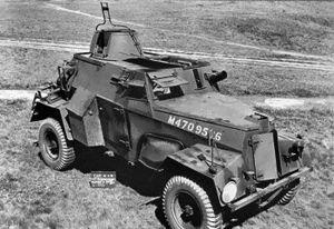 Vehiculos y Tanques capturados por los Alemanes Armour10