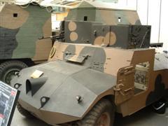 Vehiculos y Tanques capturados por los Alemanes Armour11