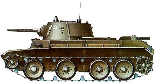 Vehiculos y Tanques capturados por los Alemanes Bt710