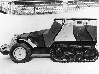 Vehiculos y Tanques capturados por los Alemanes Citroe11