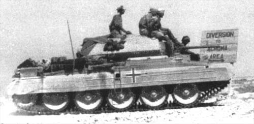 Vehiculos y Tanques capturados por los Alemanes Crusei10
