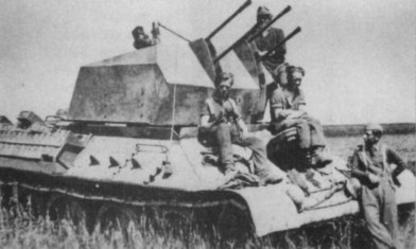 Vehiculos y Tanques capturados por los Alemanes Flakt313
