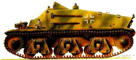 Vehiculos y Tanques capturados por los Alemanes Hotchk13