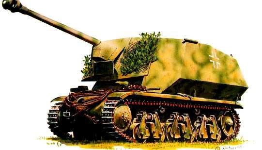 Vehiculos y Tanques capturados por los Alemanes Hotchk15