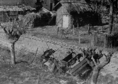 Vehiculos y Tanques capturados por los Alemanes Lince12