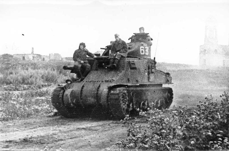 Vehiculos y Tanques capturados por los Alemanes M3_gen10