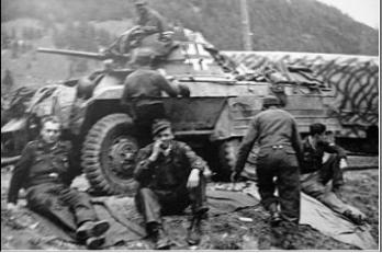 Vehiculos y Tanques capturados por los Alemanes M8_gre11
