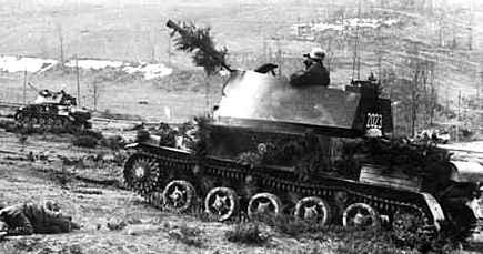 Vehiculos y Tanques capturados por los Alemanes Nimrod10