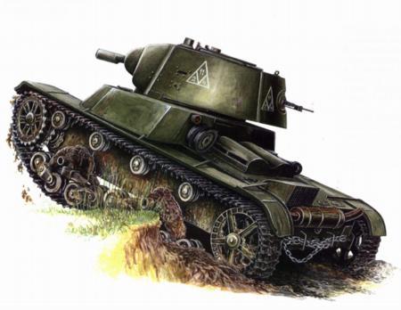 Vehiculos y Tanques capturados por los Alemanes Ot_13311