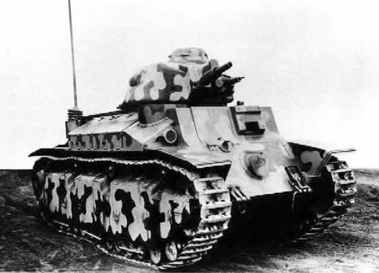 Vehiculos y Tanques capturados por los Alemanes Panzer11