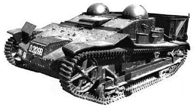 Vehiculos y Tanques capturados por los Alemanes Renaul16